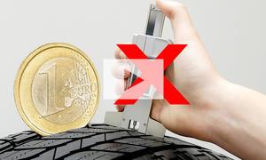 Reifenprofiltiefe prüfen: Video