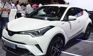 Toyota C-HR (2016)