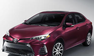 Toyota Corolla Facelift: 50th Anniversary Edition