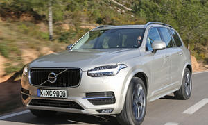 Volvo XC90 D5 (2017): Test
