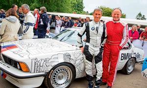 BMW 635 CSi Gruppe A/Roberto Ravaglia/Horst von Saurma