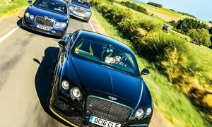 Bentley Continental GT Speed/Flying Spur/Mulsanne/Bentayga