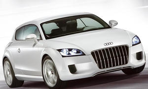 Audi Shooting Brake Concept (2005)