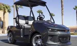 Chevrolet Camaro Golfcart