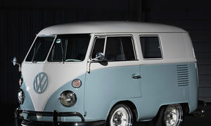 "VW T1 ""Shorty Bus"""