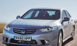 Honda Accord Facelift (2011)