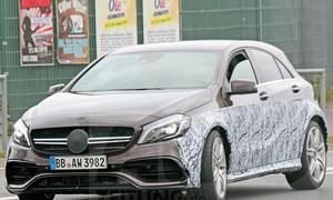 Mercedes-AMG A 45 S/R/Black Series