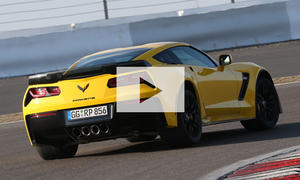 Fakten zur Chevrolet Corvette: Video