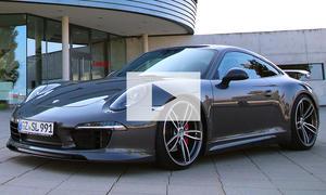 Porsche Carrera S Coupé Speedialists Edition 1: Video