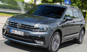 VW Tiguan 2.0 TDI SCR 4Motion