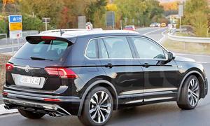 VW Tiguan R (2017)