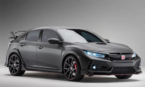 Honda Civic Type R: SEMA 2016