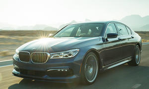 BMW Alpina B7 Biturbo (2016)