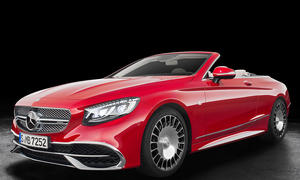 Mercedes-Maybach S 650 Cabriolet (2017)