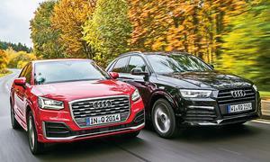Audi Q2/Audi Q3