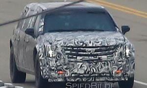 Neue US-Staatslimousine von Cadillac (2017)