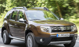 Dacia Duster, Mini-SUV