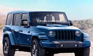 Jeep Wrangler (2017)