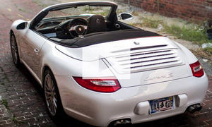 Porsche 911 Carrera S Einsitzer: Video
