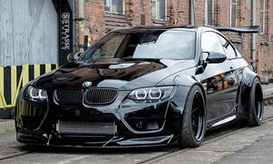 BMW E92 M3 von Liberty Walk: Video