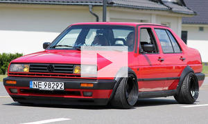 VW Jetta 16V Umbau: Video