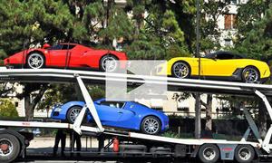 Präsident Äquatorialguinea: Luxusautos beschlagnahmt