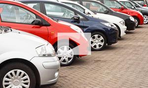 Recht auf Parkplatz: Video