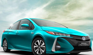 Toyota Prius (2016) Plug-in-Hybrid