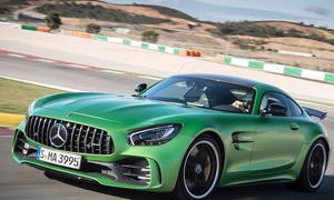 Neuer Mercedes-AMG GT R