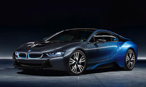 BMW i8 Facelift (2017)