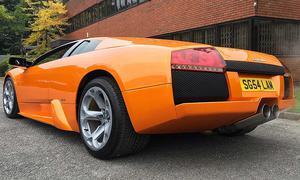 Lamborghini Murcielago mit 400.000 Kilometern