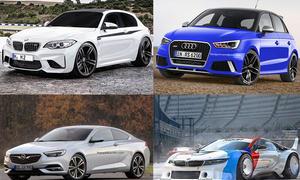 Autos & Konzepte ohne Zukunft