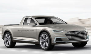 Audi Prologue Pickup