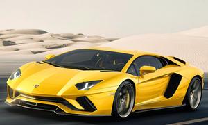 Lamborghini Aventador S (2017)