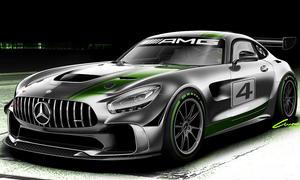 Mercedes-AMG GT R GT4