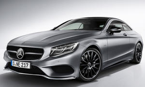 "Mercedes S-Klasse Coupé ""Night Edition"" (2017)"