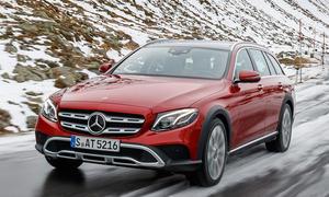 Neue Mercedes E-Klasse All-Terrain (2017): Erste Fahrt