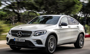 Neues Mercedes-AMG GLC 43 Coupé