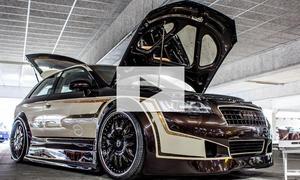 Custom Audi A3: Video