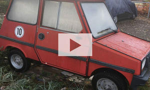Casalini Sulky Kastenwagen: Video