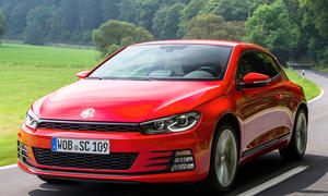 VW Scirocco 3 Facelift