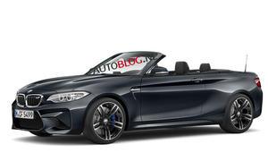 BMW M2 Cabrio (2017)