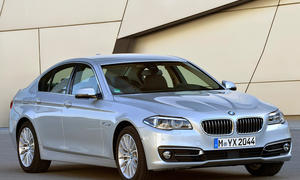BMW 5er (F10) Facelift