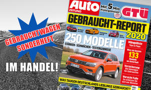 AUTO ZEITUNG Sonderheft: Gebrauchtwagen 2020