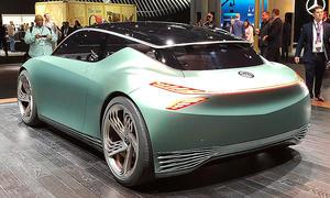 Genesis Mint Concept auf der New York Auto Show 2019