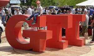 VW auf dem GTI-Treffen: 2019