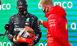 Lewis Hamilton/Mick Schumacher