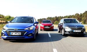 Hyundai i20/Mazda2/Skoda Fabia
