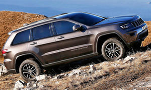 Jeep Grand Cherokee Trailhawk (2016)