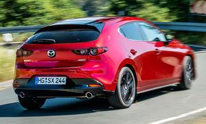 Mazda3 Skyactiv-X (2019)